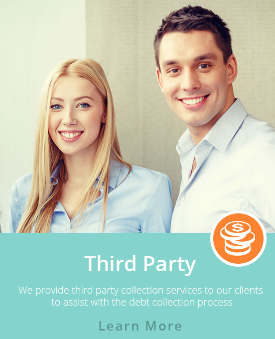 Third Party Collections Services Firm